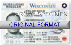 Wisconsin Fake ID
