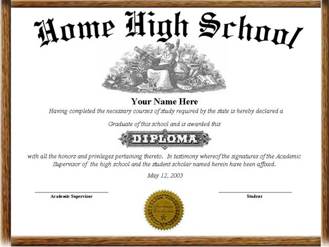 Custom Card Template geographics business cards templates : Get High School Diploma Template for Pinterest