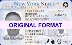 NEW YORK FAKE IDS SCANNABLE FAKE NEW YORK ID WITH HOLOGRAMS